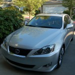 2006 Lexus IS350 (Current)
