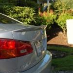 Lexus F-Sport Rear Spoiler